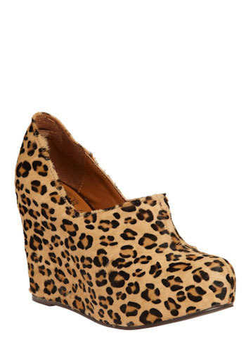 Wildcat Wedge by Jeffrey Campbell