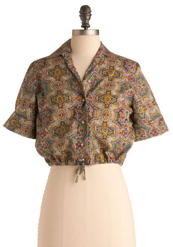 Vintage Outdoor Festival Top