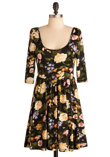 Never a Wallflower Dress - Short
