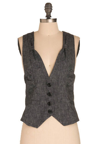 Scholastic Aptitude Vest - Short