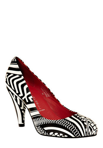 Fashion is Art Heel by Jeffrey Campbell