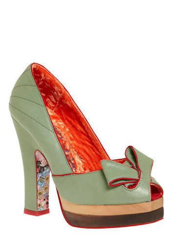 Andes Heel by Irregular Choice
