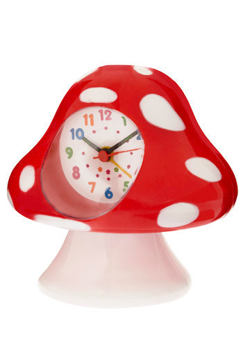 Time for Fungi Alarm Clock