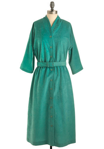 Vintage Jade Beauty Dress