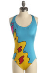 Vintage Peter Max One Piece