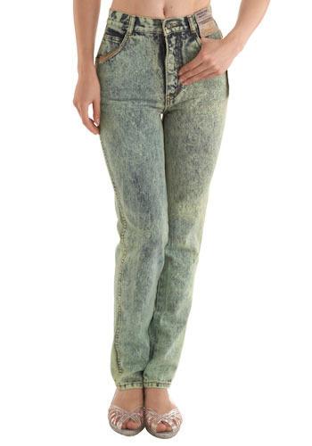 Vintage Jordache-id Wash Jeans