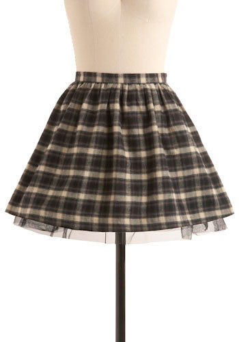 Discovery Flannel Skirt by BB Dakota