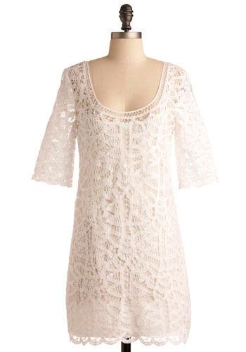 No One Can Take Your Lace Dress by BB Dakota - Long