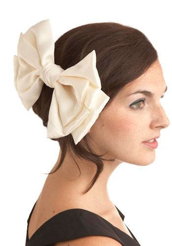 Perfect Fifth Hair Bow