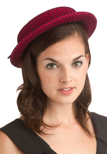 Bernadette Hat