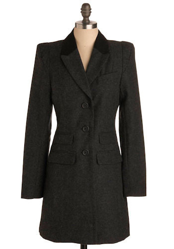 The Standard of Style Coat by Jack by BB Dakota - Long