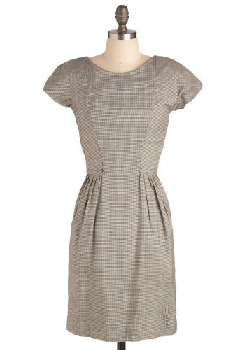 Vintage First Day Dress