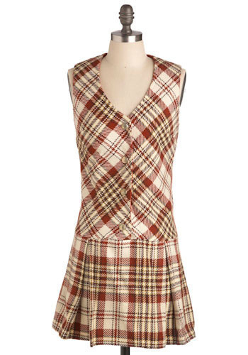 Vintage Prep Cool Dress
