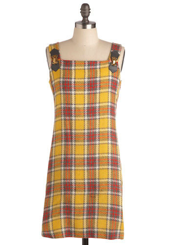 Vintage Pass the Test Dress