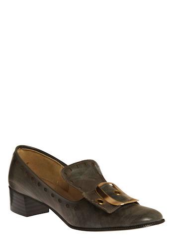 Vintage Valedictorian Heel