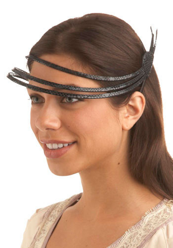 Elegance in Orbit Headband by Ophelie Hats