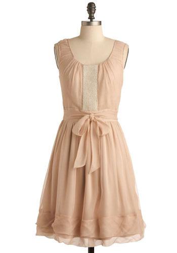 Million Dollar Smile Dress - Mid-length