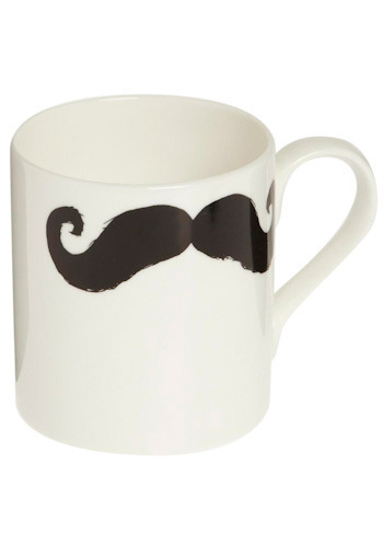 Too Hot to Handlebar Mug in Maurice