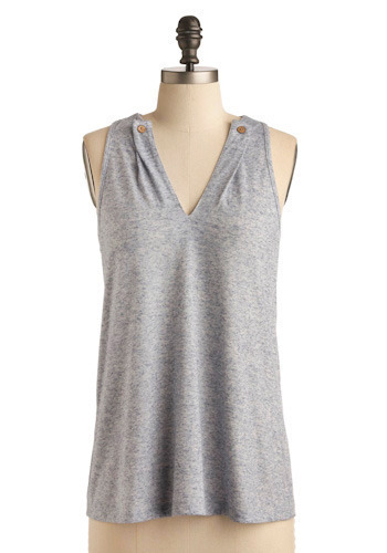 Racerback to Finish Tank - Mid-length