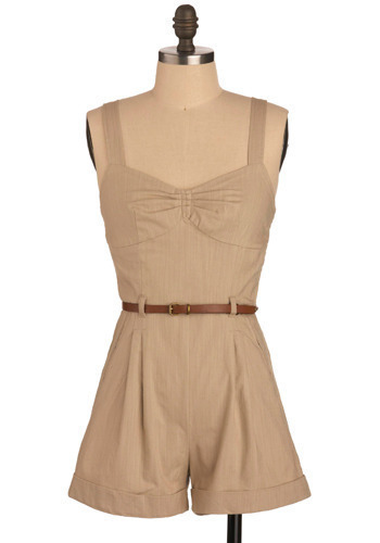 Fashion Instinct Romper - Long