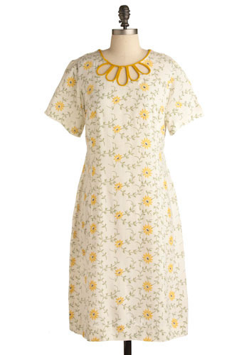 Vintage Love Daisy Dress