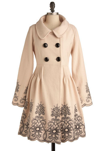 Sovereign Style Coat - Long