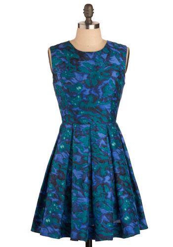 Star Lake Dress by BB Dakota - Mid-length