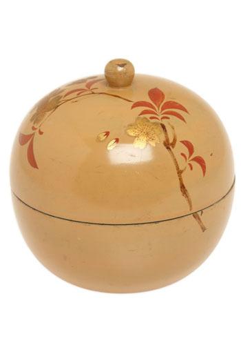 Vintage Gilded Petals Box