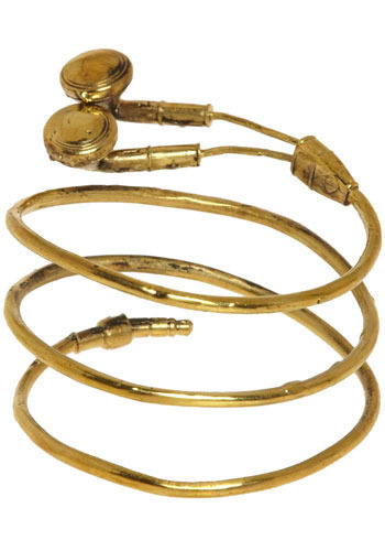 MP3 Accessory Bracelet by Monserat De Lucca