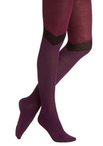 Grape-tastic Tights