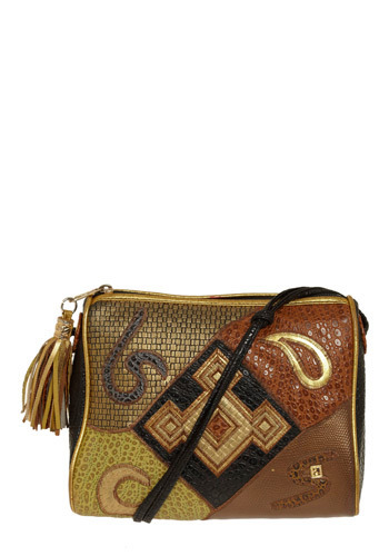 Vintage Eclectic Feel Bag