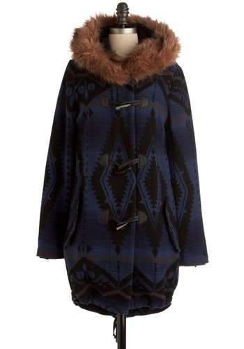 Tularosa Coat by BB Dakota - Long