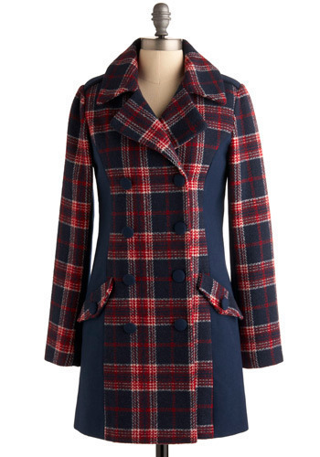 Harbor Your Style Coat by Jack by BB Dakota - Long