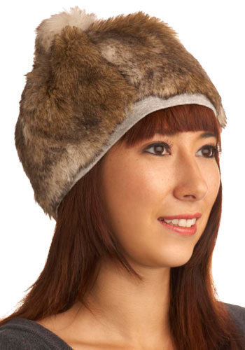 Un-fur-gettable Hat