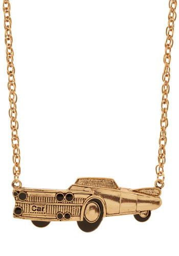 Gettin' Hot Rod in Here Necklace
