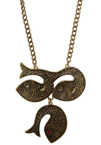 Like a Pisces Necklace