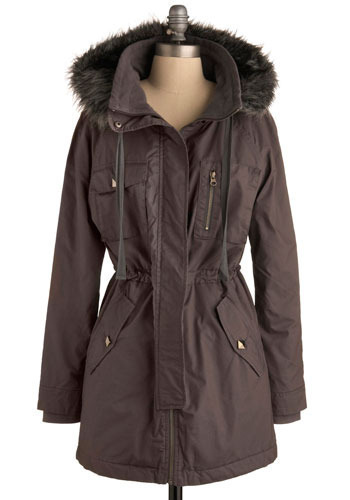 Parka Life Coat by Gentle Fawn - Long