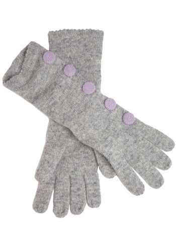 Fall in Glove in Grey