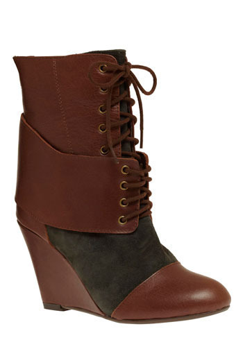 A Second First Look Boot by Jeffrey Campbell