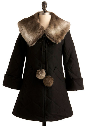 The Aria Coat - Long