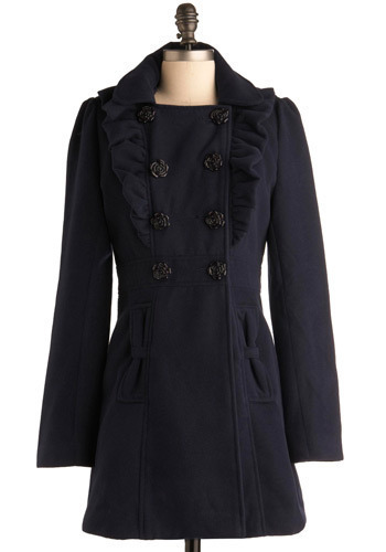 Paddington Station Coat - Long