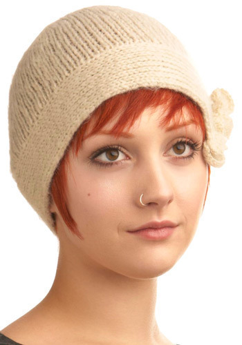 Cozy Posy Hat by Wooden Ships