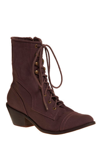 Once Upon a Boot in Parable by Jeffrey Campbell