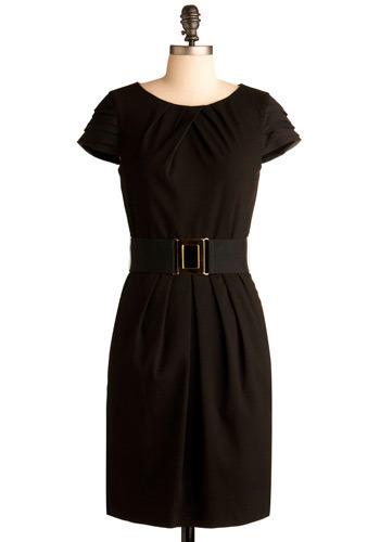 Museum Curator Dress