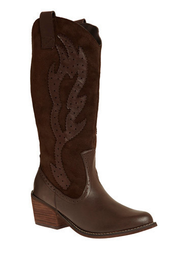 Campfire Tales Boot - Brown, Casual, Fall, Winter