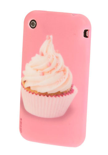 Have Eyes for My iPhone Case in Cupcake