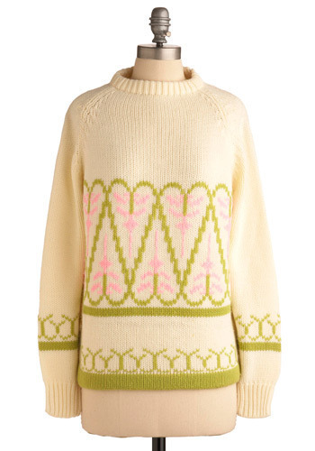 Vintage Lighten Up Sweater
