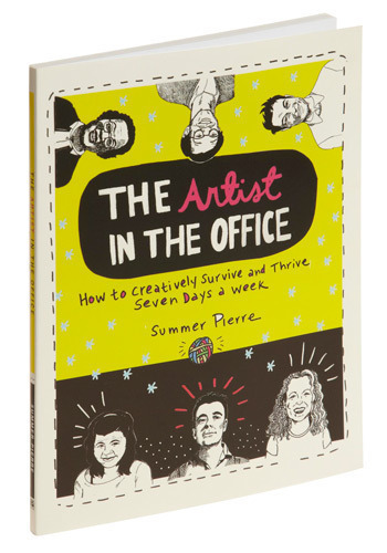 The Artist in the Office Book