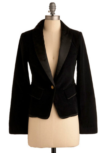 Meerschaum Blazer by Gentle Fawn - Mid-length