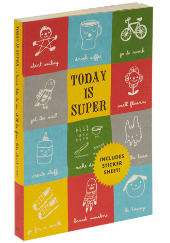 Today Is Super Journal - Multi